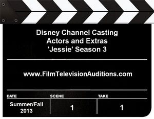 Disney Channel Jessie Season 3 Casting Calls