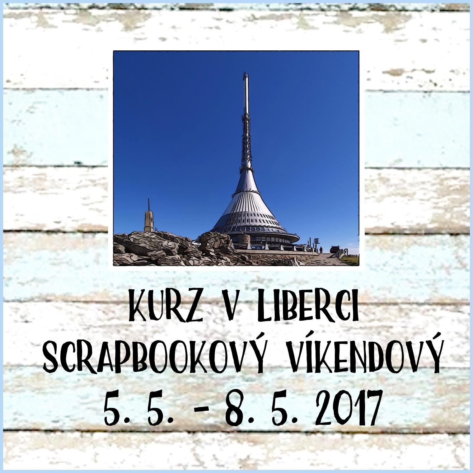 Kurz Liberec 5.5.-8.5.2017