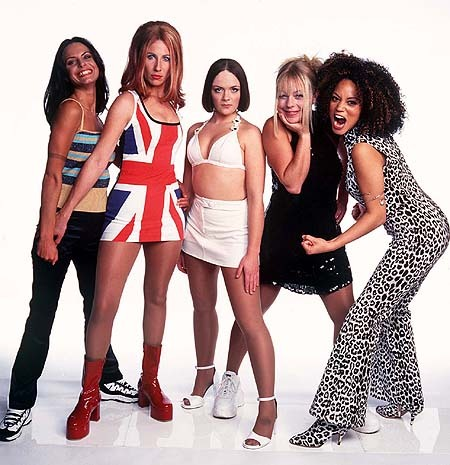 spice girls thumb
