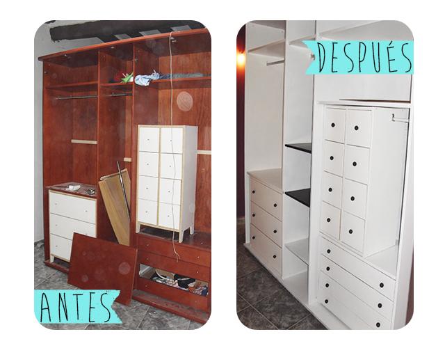 Yonolotiraria el armario o vestidor cara b - Armario bajo cama ...