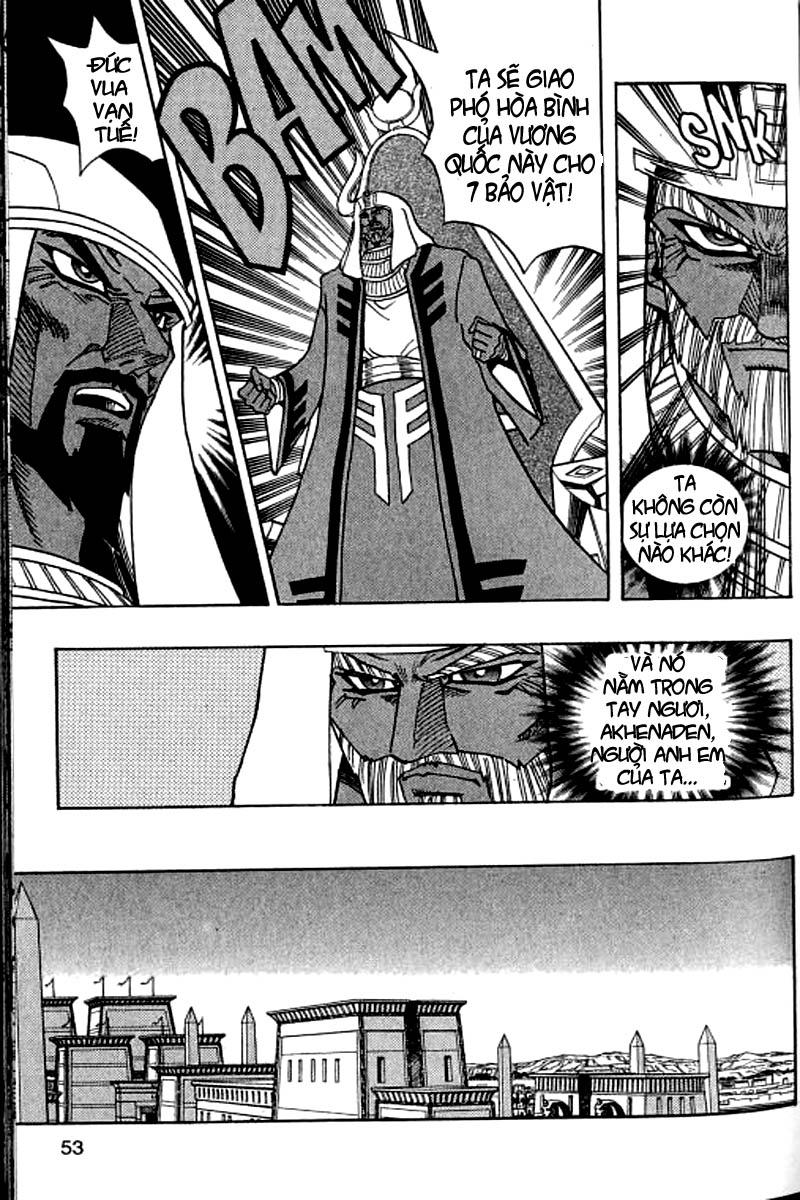 YuGi Oh – Vua Trò Chơi chap 308 Trang 7