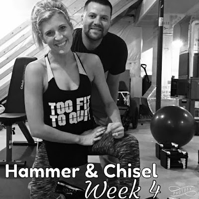 hammer and chisel meal plan, sarah griffith, the masters hammer and chisel, the masters hammer and chisel couples transformation, what is the masters hammer and chisel,
