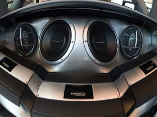 Stereo System Mobil