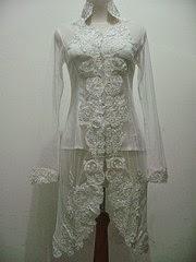 Foto Model Baju Kebaya Fesyen Terbaru