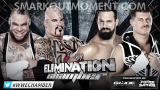 Watch WWE Elimination Chamber 2013 YouTube Preshow Match Online Free