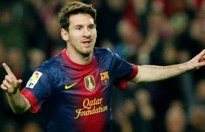 biodata Profil Lionel Messi