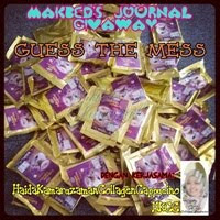 MAKBED'S JOURNAL 3RD GIVEAWAY: Guess The Mess