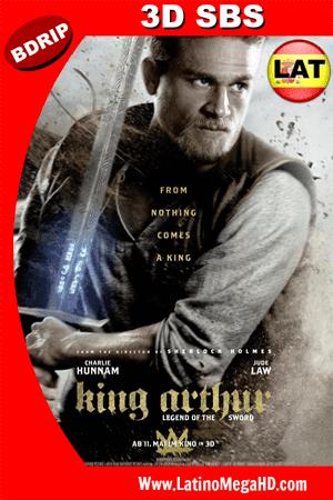 El Rey Arturo: La Leyenda de la Espada (2017) Latino Full 3D SBS BDRIP 1080P ()