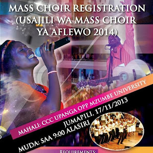 AFLEWO REGISTRATION 2014