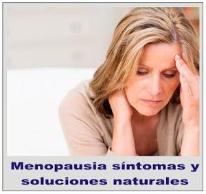 Tienes síntomas de menopausia