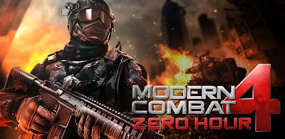 Free Download Modern Combat 4 Zero Hour For Android