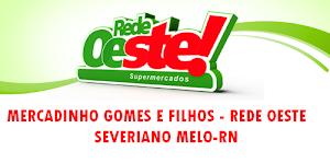 MERCADINHO GOMES E FILHOS - REDE OESTE