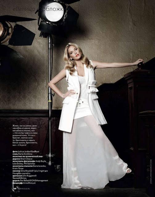 Bar Refaeli Elle Magazine Wallpapers