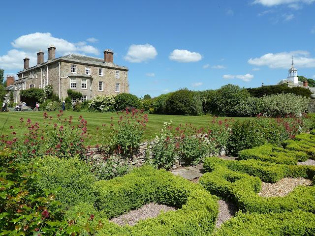 Morville Hall Gardens, Shropshire