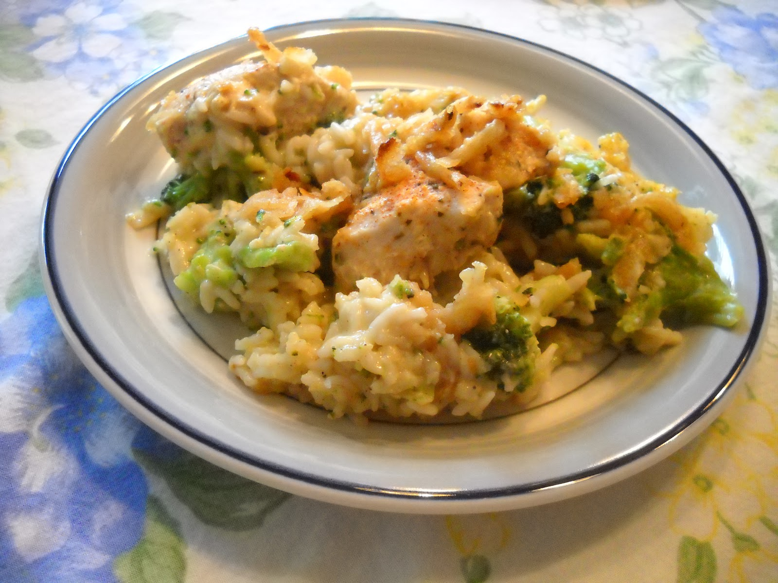 Season for All Things: Chicken and Rice Casserole