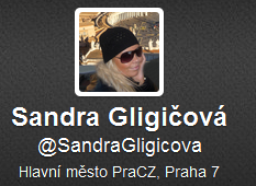 Twitter Sandra Gligič Sun Marketing