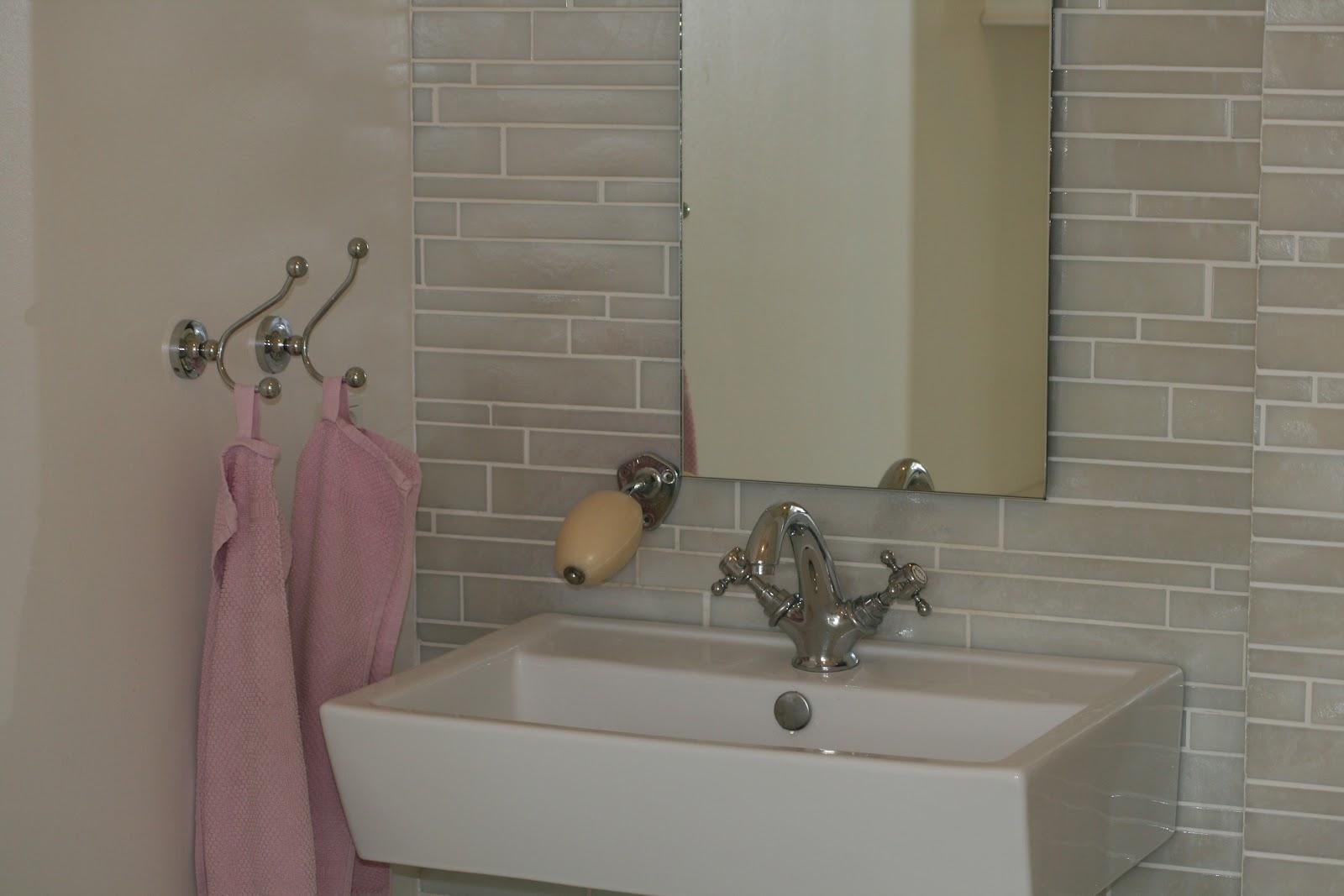 Nordisk Hjem: Lille badeværelse