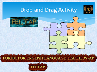 Drop and Drap Activity