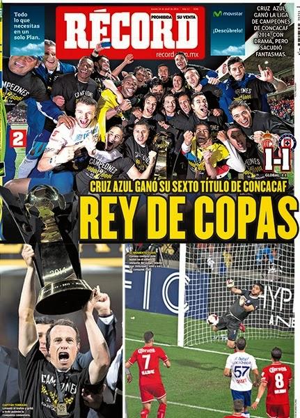 Campeón de Concacaf Liga de Campeones 2013-2014