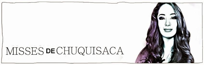 Misses de Chuquisaca