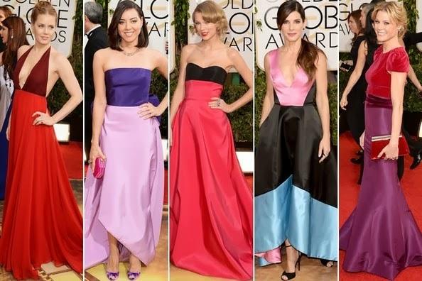 color full fashion trend