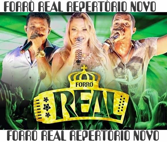 [CD] FORRÓ REAL - JULHO 2014   (MUSICAS NOVAS)