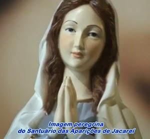 Se você deseja receber em sua casa a imagem Peregrina Rainha e Mensageira da Paz clique aqui