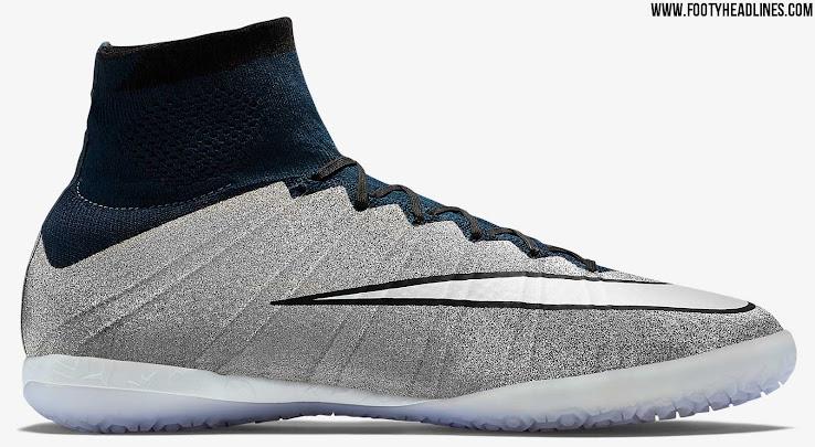 3de45c851d 2 phân khúc thấp hơn gọi là Finale và Pro với các đặt tên tương tự như  trên. Đây là giày futsa Nike Mercurial X Proximo SE IC.