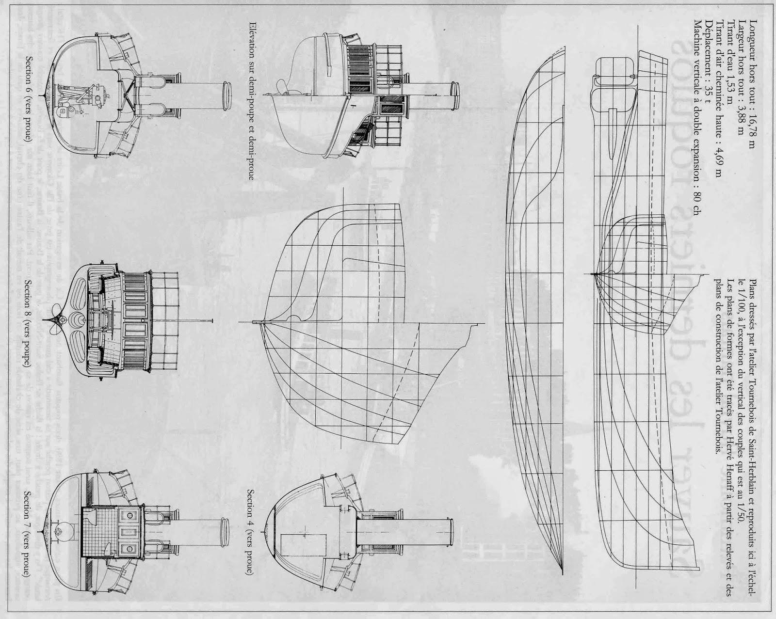 Modellismo navale rc model boats il mio primo modello for Piani di costruzione di appartamenti a 3 piani