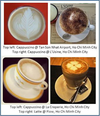 VIETNAMESE CAFE AU LAIT HO CHI MINH CITY