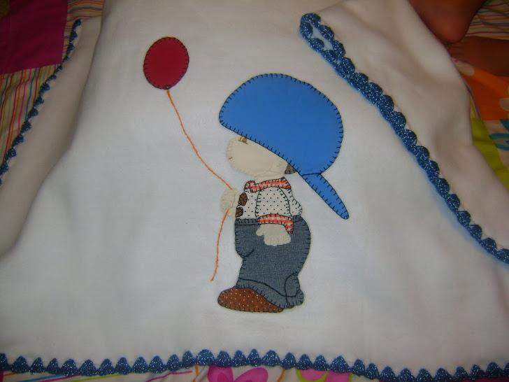 Cobertor Infantil..