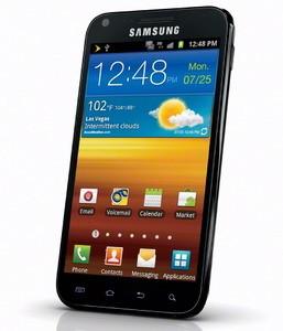 Sprint Galaxy S II Epic 4G Touch announced