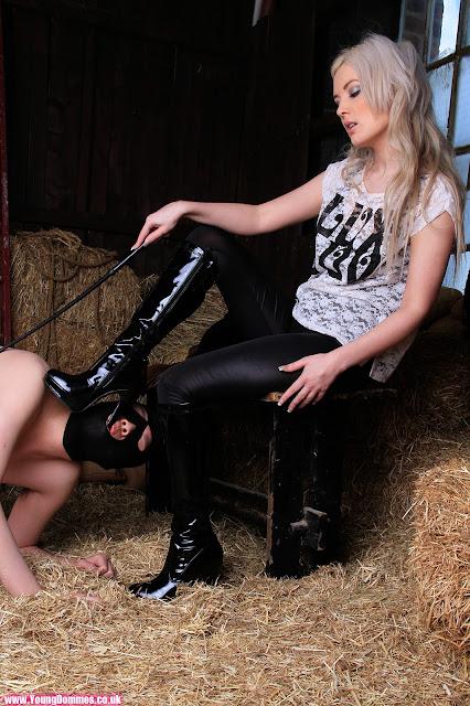 slave goddess whip female domination