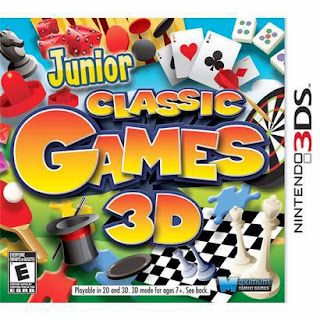 Junior Classic Game (3DS USA)