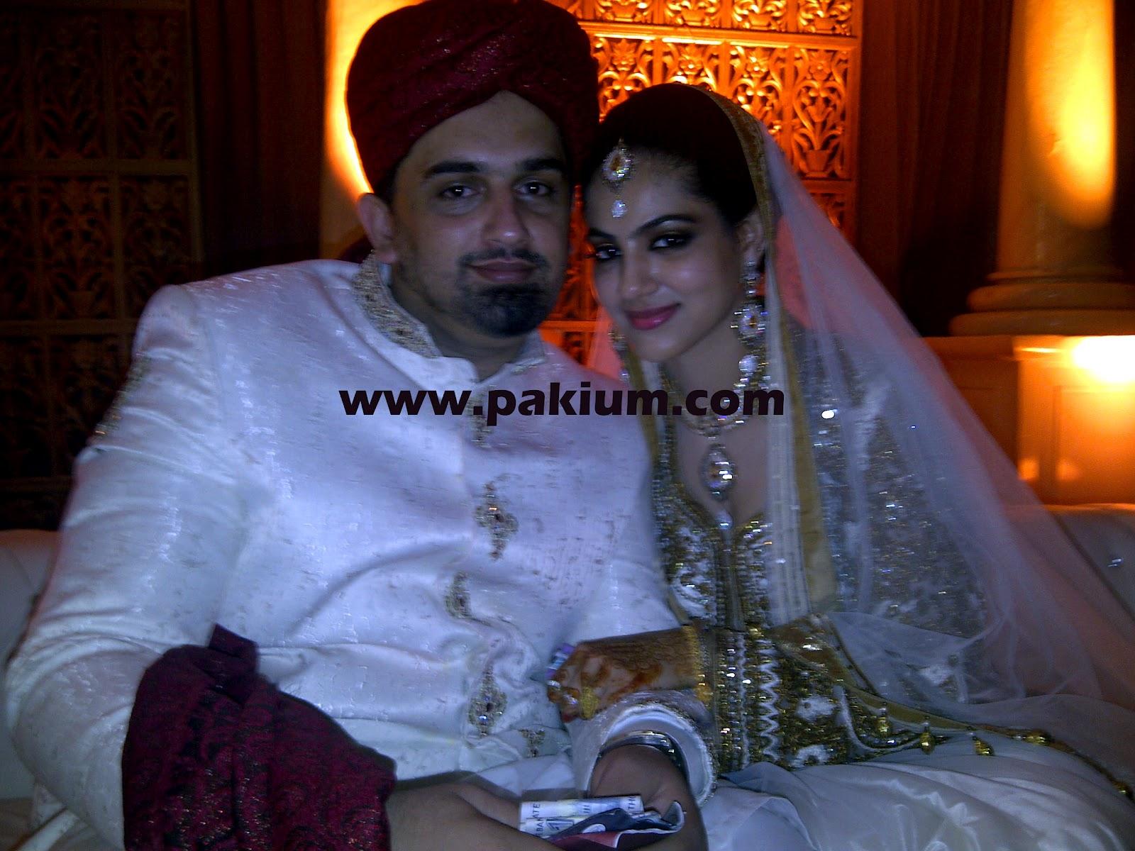 Pakistani Singer Annie Khalid Got Married