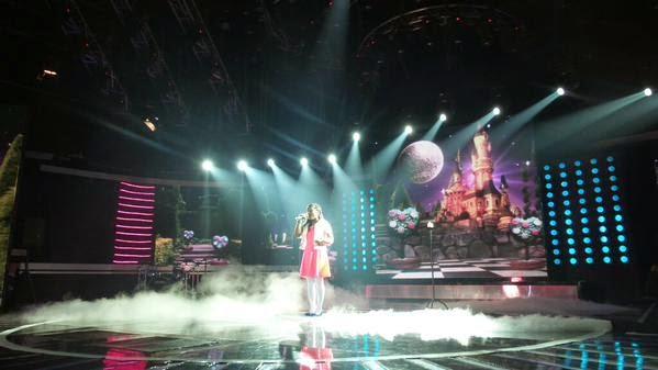 Maria Idol Junior - Semua Karena Cinta (Joy Tobing)