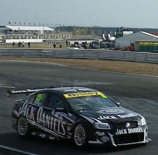 JACK DANIELS SPONSORED CAR RACING