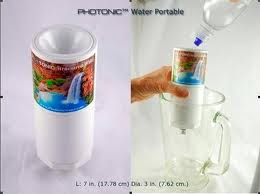 Portable Water Structuring Device