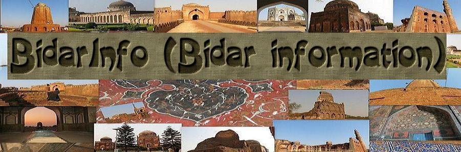 BIDAR Information (BidarInfo)