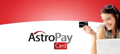 Astropay Card Bayi