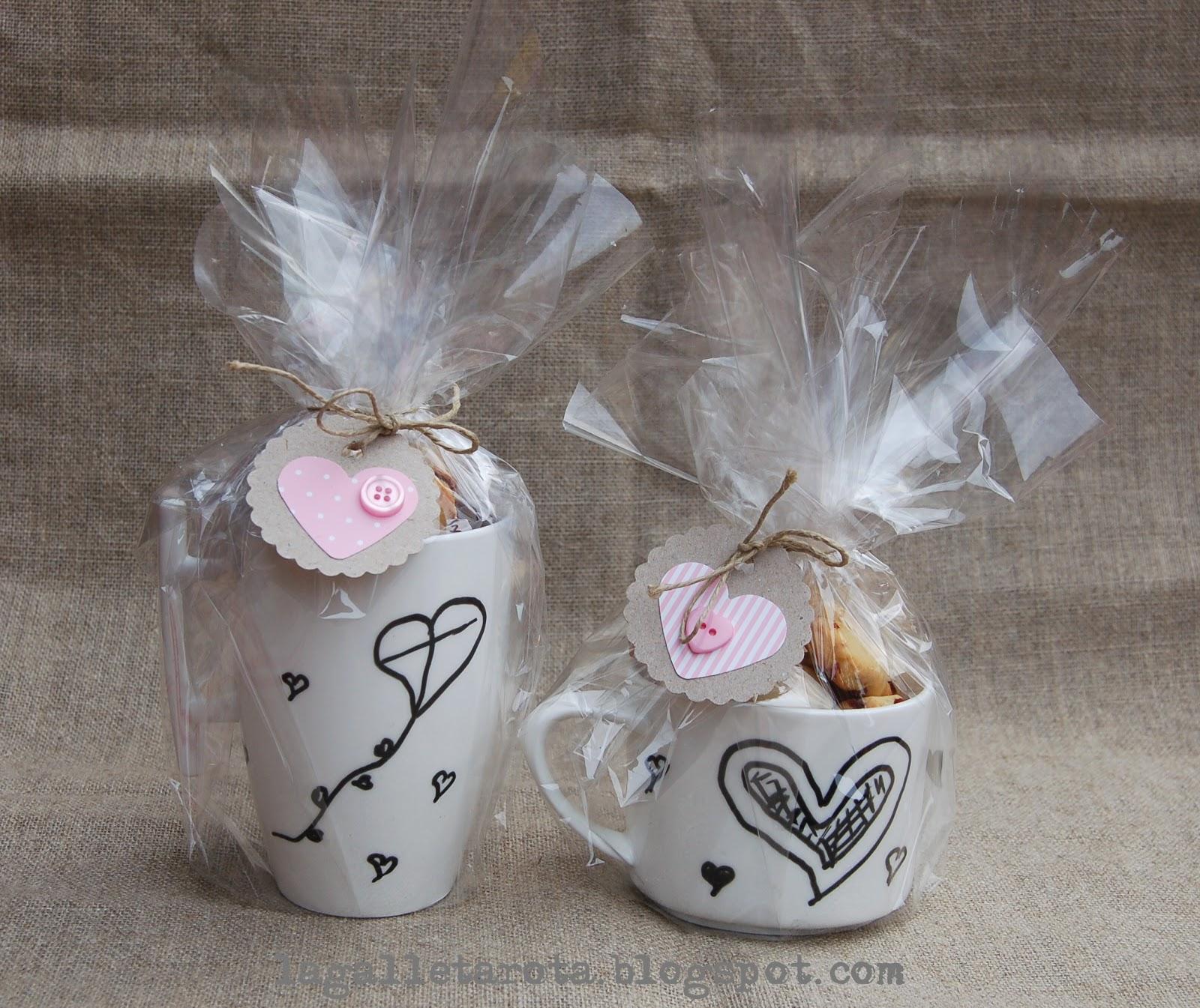 La galleta rota un regalo muy especial - Como decorar una taza ...
