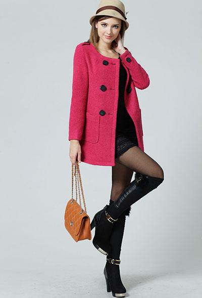 أزياء 2013 - أحدث صيحات الجواكيت الشتوية