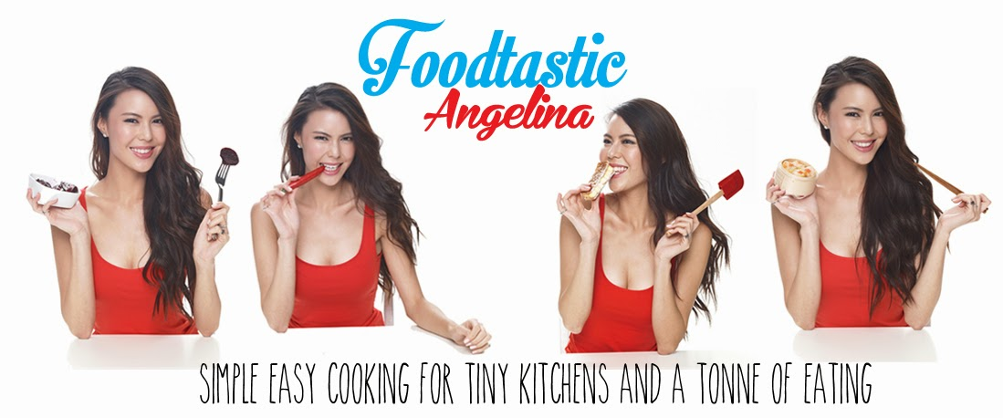 Foodtastic Angelina