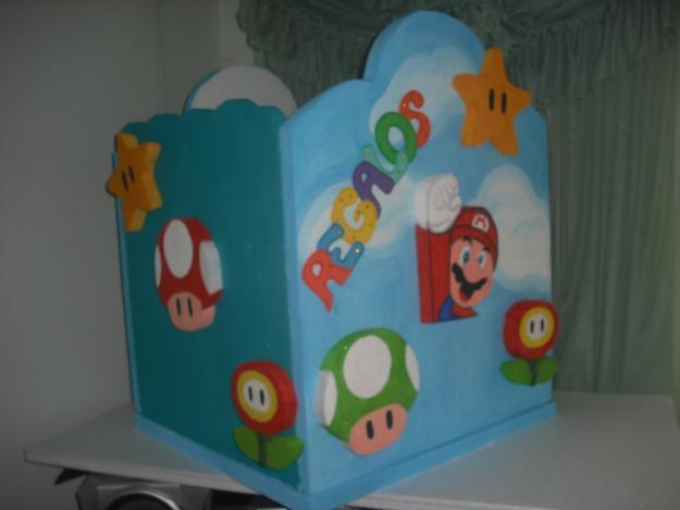 Imagenes de cajas de regalos para fiestas infantiles - Imagui