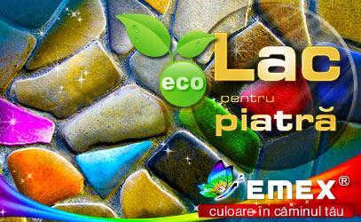 Lac ecologic pentru piatra