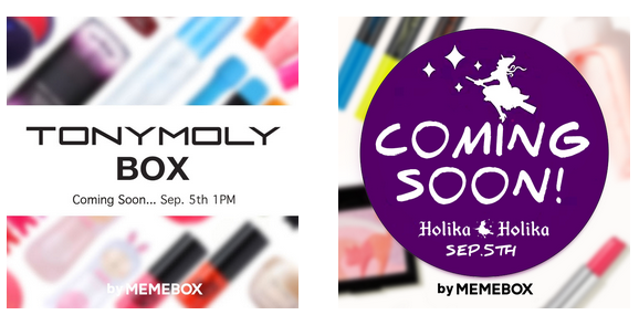 memebox tony moly memebox holika holika