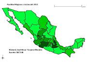 . Federal y los estados de México