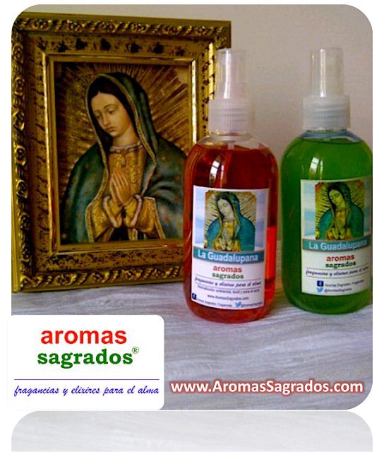 Elixir consagrado de Ntra Sra de Guadalupe. México