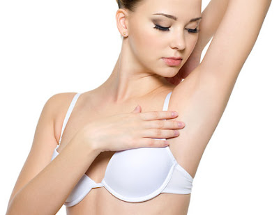 Tips How to Eliminate Underarm Odor Naturally
