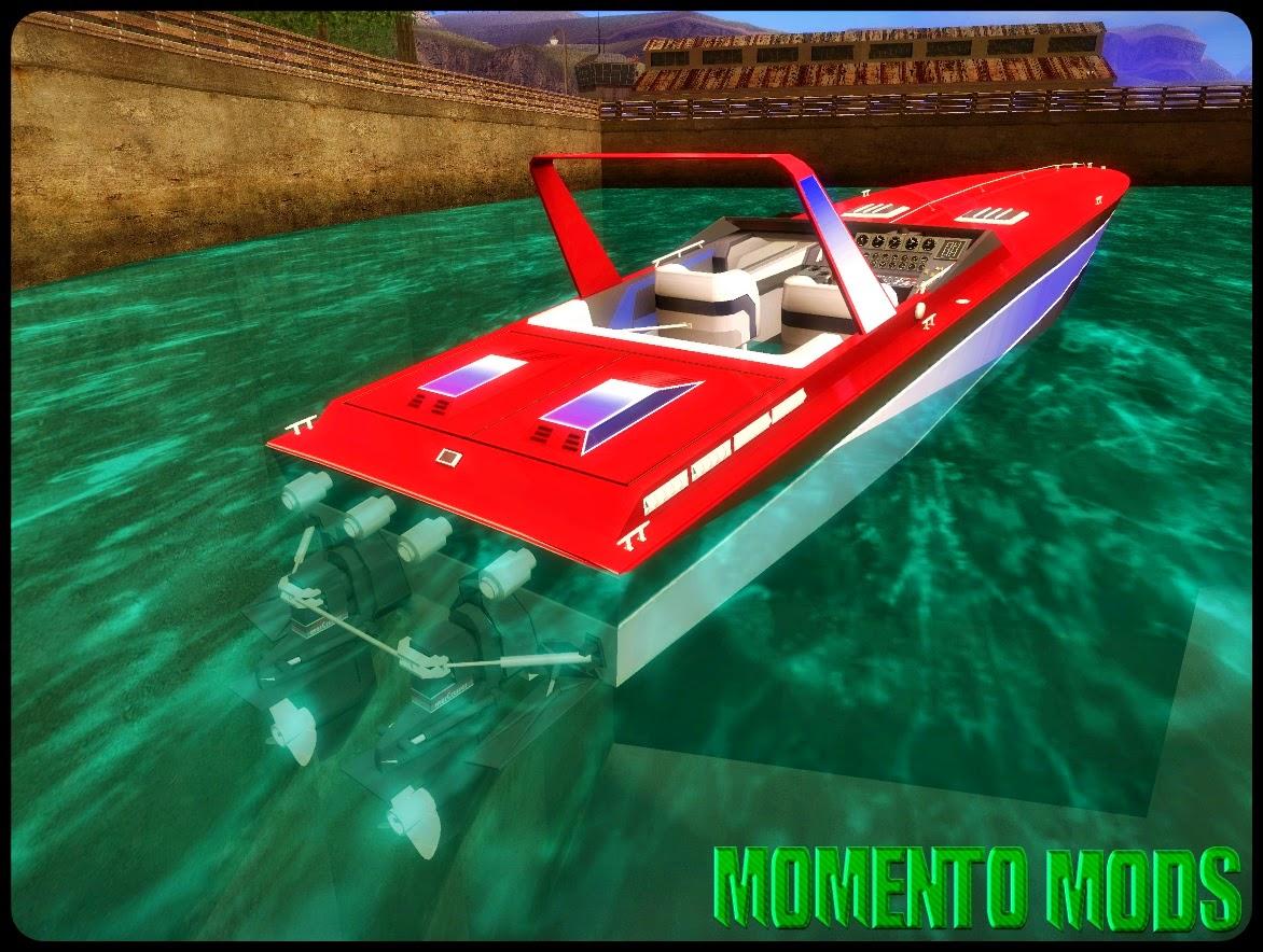 GTA SA - Wellcraft Scarab 38 KV